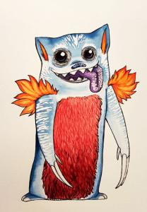 Fuzzy Devil