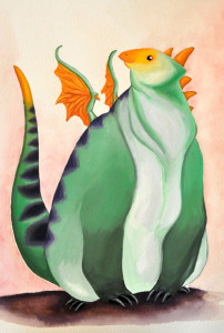 Fat Dragon