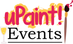 uPaint Events Logo